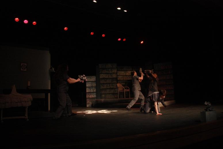 War Scene 1